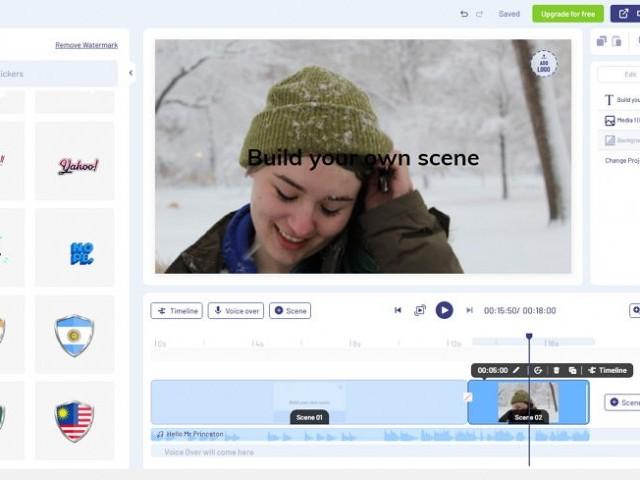 Бесплатный видеоредактор для быстрого создания видеоконтента